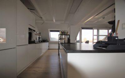 Bad Friedrichshall-Hagenbach: Extravagante 2,5-Zi. Wohnung, leben auf zwei Ebenen