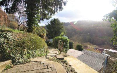 Braunsbach : Wohntraum in bester und unverbaubarer Aussichtslage